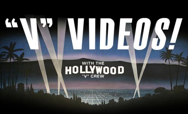 """Hollywood_""""V""""-Videos"""