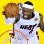 Assertiveness helped Lebron James win two consecutive NBA championships.