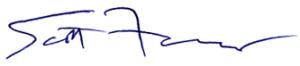 Scott Feraco signature
