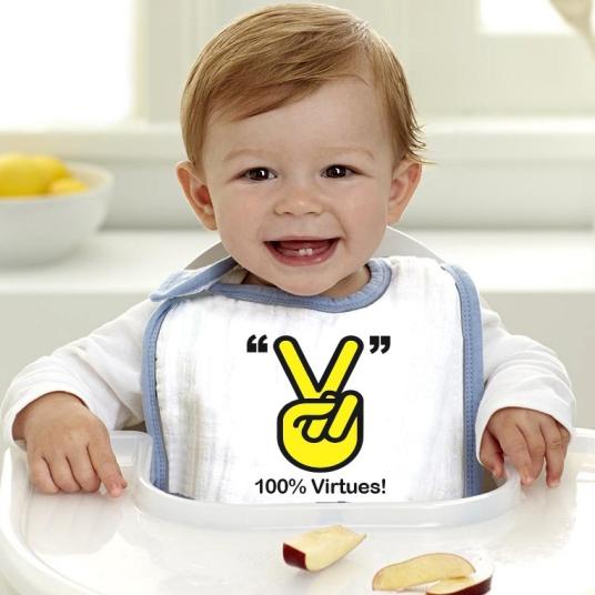 """baby-""""V""""bib.v3"""