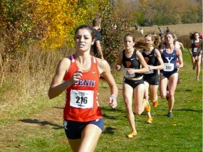 Madison Holleran, a popular and talented Penn student, killed herself last year. Credit Courtesy of LetsRun.com