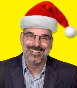 Scott-santa hat