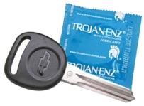 key-condom