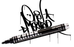 pen-mark