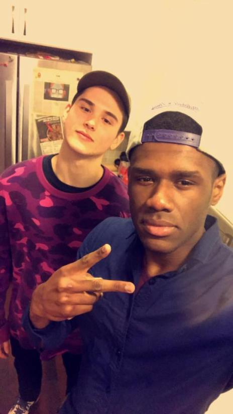 Josh and Nico
