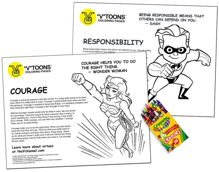 Vtoons_superheroes